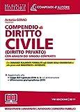 Compendio di diritto civile (diritto privato) con analisi completa dei singoli contratti. Con espansione online