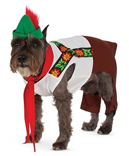Rubies Costume Company Lederhosen Hound für Haustier