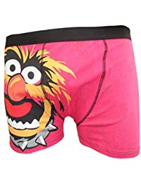 The Muppets Animal Men's 1 Pack Boxer Trunk