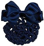 happyROSS 901041Pince à Cheveux Net, Mixte, 901041, Bleu, n/a