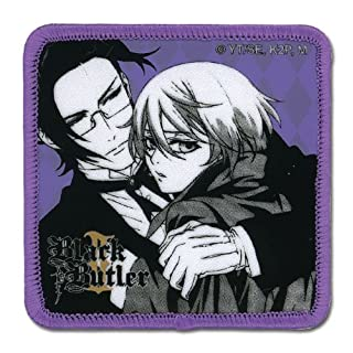 Patch – Black Butler 2 – New Claude & Aloise Toys Anime Lizenzprodukt ge44527