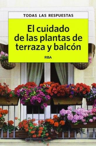 El cuidado de las plantas de terraza y balcón (OTROS PRACTICA)