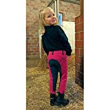 Busse TOP TIP Reithose LAURA KIDS