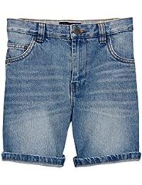 next Niños Pantalones Cortos Vaqueros 5 Bolsillos Corte Estándar Shorts