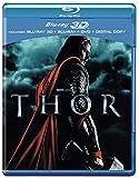 Thor (Blu-ray 3D + Blu-ray + DVD + Digital Copy) [2011] [Region Free]