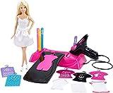 Barbie Mattel CMM85 Airbrush Designer und Puppe