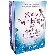 Emily Windsnap: Four Sparkling Underwater Adventures