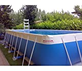 'Kit Pool Weiche Classic eckig Typ America