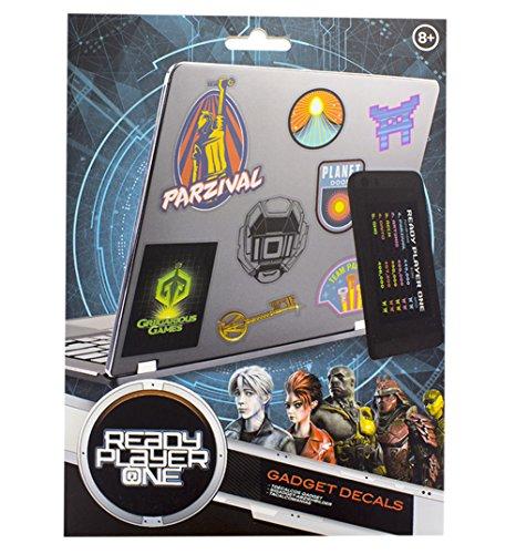 Preisvergleich Produktbild Ready Player One Gadget Decals