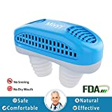 Anti Snore Devices, Snoring Relief & Breathing Air Purifier, Nose Vents Nasal Dilator, Sore Stopper for Comfortable Sleeping