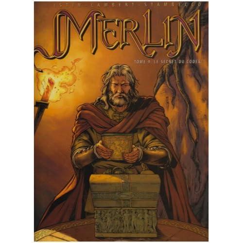 Merlin, Tome 9 : Le secret du Codex