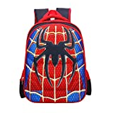 Samanthajane Clothing, Sac à dos enfant Rouge Spiderman