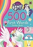 #7: My Little Pony: 500 First Words Sticker Book