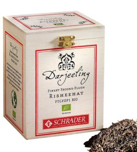 Darjeeling Second Flush Risheehat FTGFOP1 Bio