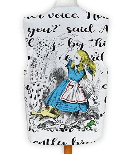 m Spass Legere Alice im Wunderland Spielkarten - Mehrfarbig, XL (Alice Im Wunderland Spielkarten Kostümen)