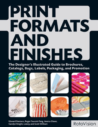 Print Formats and Finishes