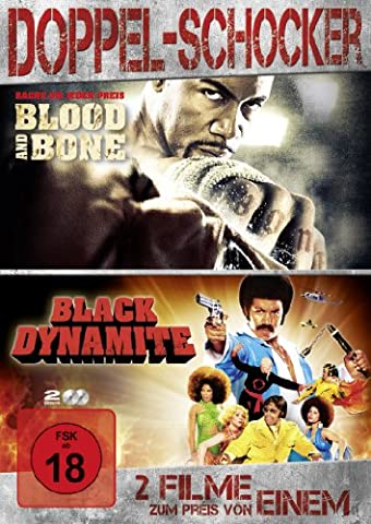 Blood and Bone/Black Dynamite [Import allemand]