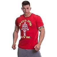 Gold's Gym Muscle Joe Maglietta Sportiva da Uomo a Maniche Corte Muscle Joe Unisex - Adulto