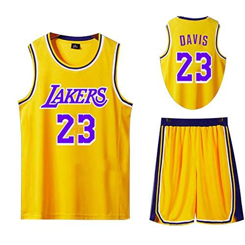 Anthony Davis Camiseta Baloncesto Hombre Los Angeles