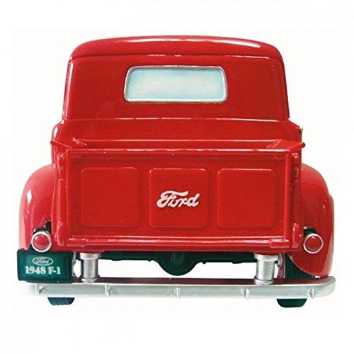 alltoshop Ford F1 Schlüsselhalter in 3D - Ford Truck Schlüsselbrett Ford Pickup Truck Schlüsselboard Oldtimer Keyrack