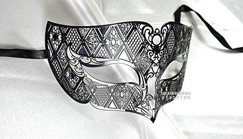 adecco-llc-men-plated-laser-cut-venetian-masquerade-mask-filigree-metal-design-event-party-ball-mard
