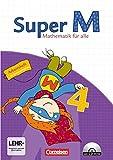 Super M - Westliche Bundesländer - Bisherige Ausgabe: 4. Schuljahr - Arbeitsheft mit CD-ROM und Lernstandsseiten - Klaus Heinze