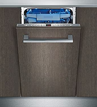 Siemens SR66T096EU Entièrement intégré 10places A++ lave-vaisselle - lave-vaisselles (Entièrement intégré, Acier inoxydable, boutons, 1,75 m, 1,65 m, 2,05 m)