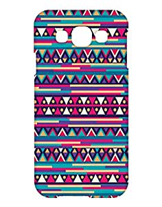 Crackndeal Back Cover For Samsung Galaxy E5 SM-E700