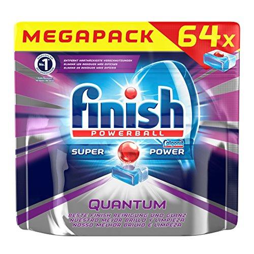 lmaschinentabs, Megapack, 64 Tabs (Geschirrspülmittel-gel)