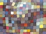 Paul Klee Poster Papier Peint - Image De Mai, 1925, 2 Parties (240 x 180 cm)