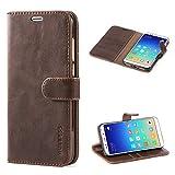 Mulbess Xiaomi Redmi 5 Plus Case Wallet, Leather Flip Phone