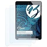 Bruni Schutzfolie für Medion LIFETAB S7852 MD98625 Folie, glasklare Bildschirmschutzfolie (2X)
