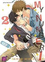 My number one Vol.2 de SAKURABI Hashigo