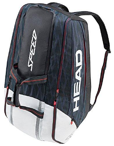 HEAD Tennistasche Schwarz