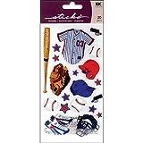 Sticko Classic Stickers-Baseball Gear