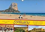 Spanien / CH-Version (Wandkalender 2017 DIN A3 quer): Von Kastilien - La Mancha zur Ostküste (Monatskalender, 14 Seiten ) (CALVENDO Natur) -