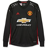 adidas Manchester United Home Goalkeeper 2015 16 – T-Shirt Official for  Children multi fb2ed4c45