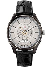 Saint Honoré Reloj Analogico para Hombre de Cuarzo con Correa en Cuero 8800517LGIN