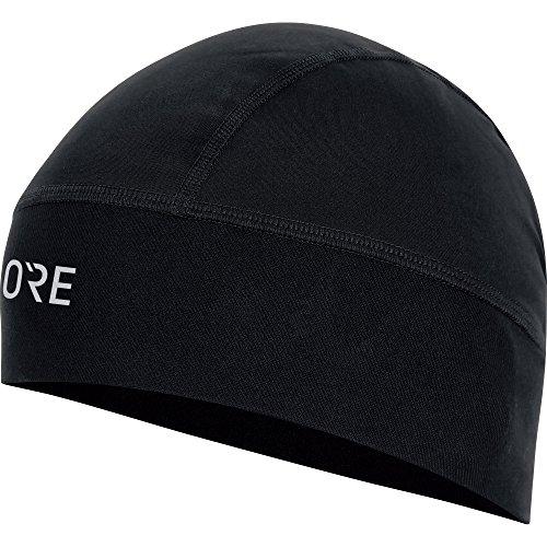 GORE Wear Atmungsaktive Unisex Mütze, GORE M Beanie, Größe: ONE, Schwarz, 100241