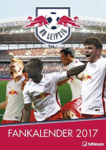 Preisvergleich Produktbild RB Leipzig 2018 - A3 Fankalender, Fußballkalender, Sportkalender - 29,7 x 42 cm