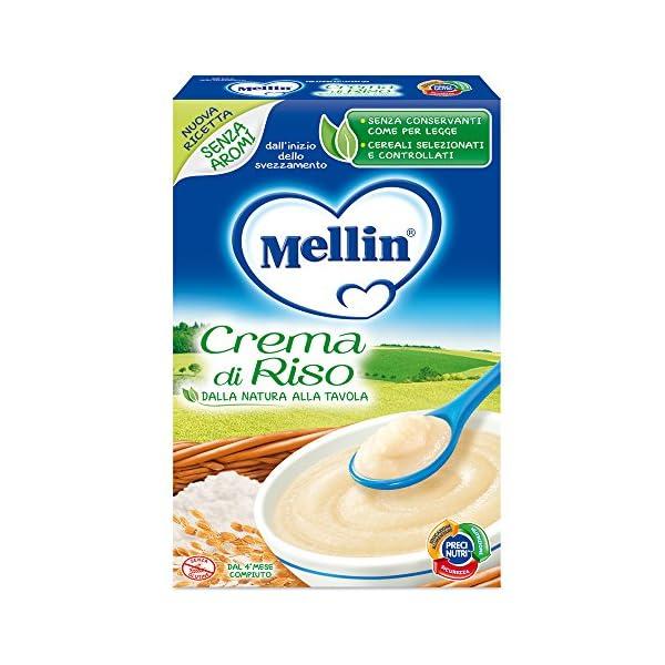 Mellin Crema di Riso - 200 g 1 spesavip