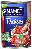 SAINT MAMET Fraises - Lot de 6