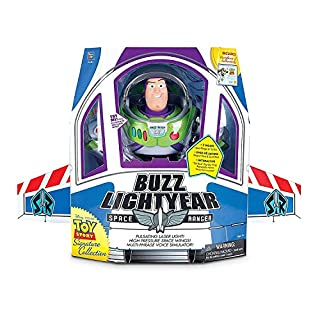 Vivid - Toy Story Talking Buzz Lightyear Space Ranger, Pixar Toy Story Collection (englische Version)