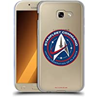 Head Case Designs Official Star Trek Discovery Starfleet Badges Soft Gel Case for Samsung Galaxy A5 (2017)