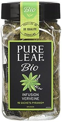 Pure Leaf Infusion Verveine 15 Sachets 25 g - Pack de 3