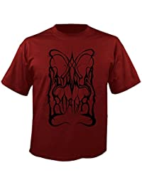 Dimmu Borgir Stormblast - Guds Fortapelse - DarkRed - T-Shirt