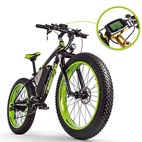 fat bike bici mountain bike ruote grosse freni disco. Black Bedroom Furniture Sets. Home Design Ideas