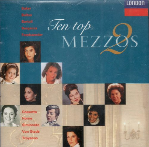 Ten Top Mezzos 2
