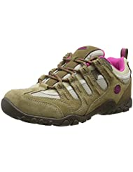 Hi-Tec Quadra Classic - Zapatos de Low Rise Senderismo Mujer