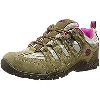 Hi-Tec Quadra Classic - Zapatillas de Senderismo para Mujer